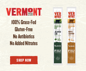 grass-fed beef meat sticks