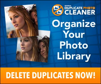 Organize Photo Library, Delete Dupes, DL, PC
