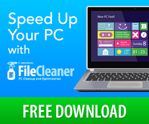 Speed Up Your PC with FileCleaner