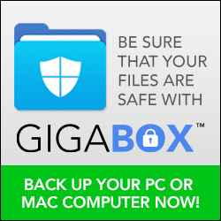 Be Sure Your Files Are Safe
