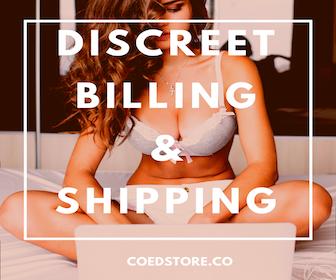 Discreet Billing & Shipping