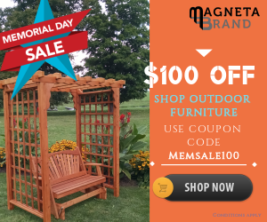 Memorial Day SALE on Outdoor Collections