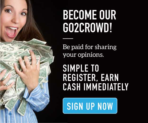 Earn Cash for Surveys