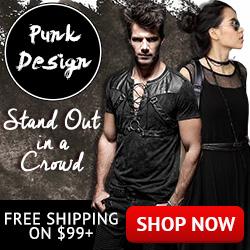 Punk Design General Banner
