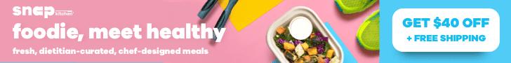 Snap Kitchen - Gluten-Free Vegan Whole30 Paleo