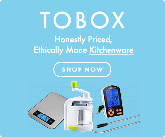 ToBox - Ethically Made Kitchen Essentials