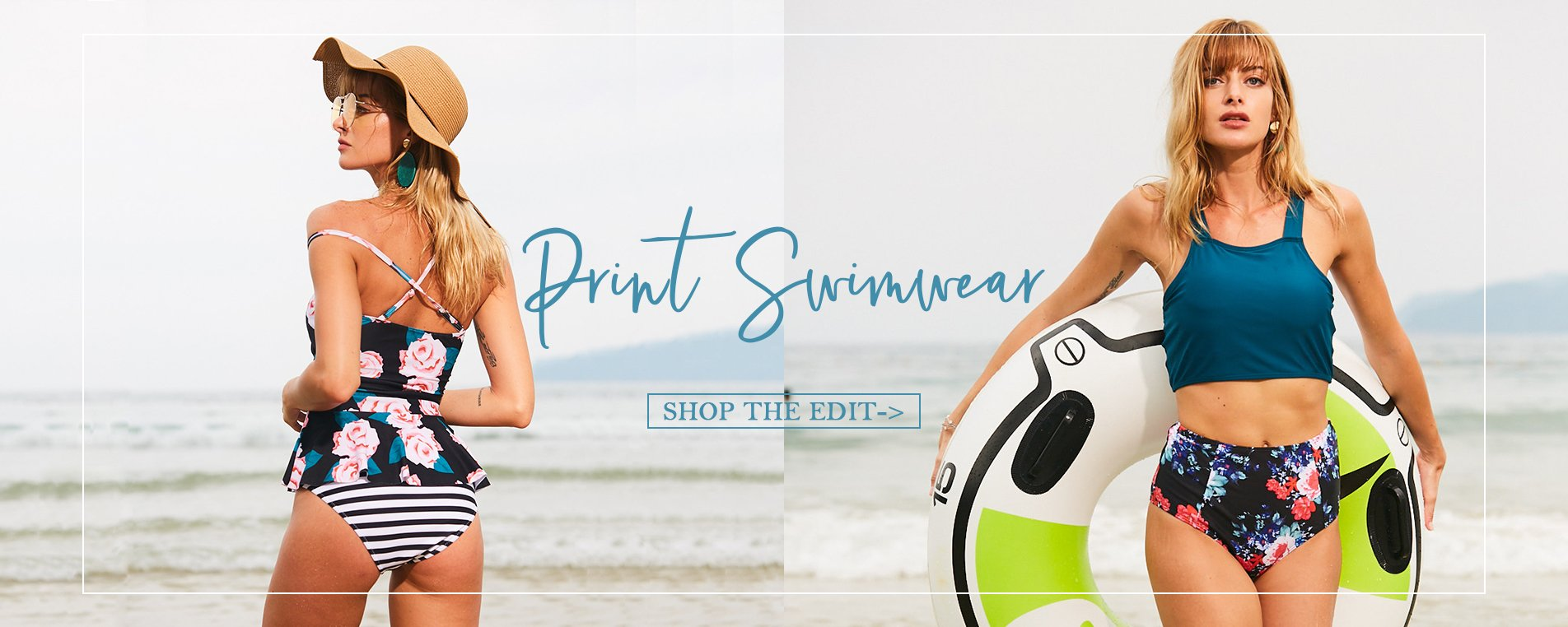 Shop Our Two-piece Swimsuit