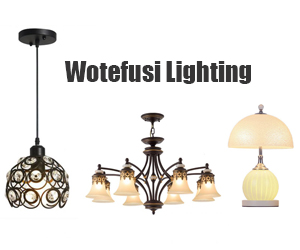 Wotefusi table lamp