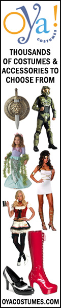 Oya Costumes - Thousands of costumes and accessories to choose from