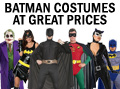 Oya Costumes - Batman costumes at great prices