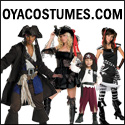 Oya Costumes - Pirate costumes for all the family