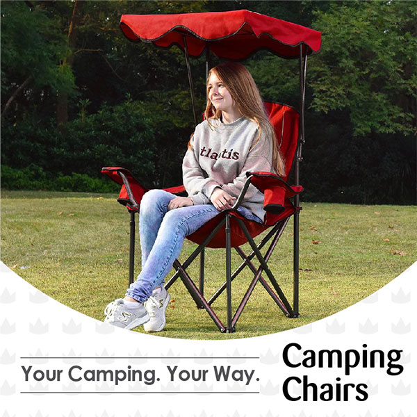 Canopy Camping Chair