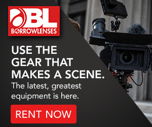 Use the Gear that Makes a Scene