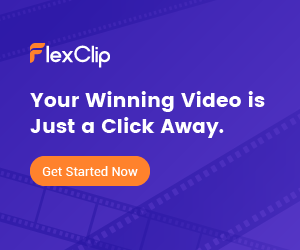 15% off annual plans with code FLEX15 at FlexClip