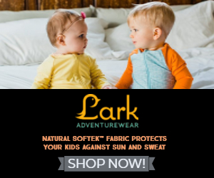 Natural Softek ™ fabric protects your kids against