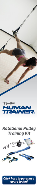 The Human Trainer Rotational Pulley Training Kit