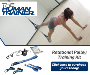 all ion one system fitness equipment The Human Trainer Rotational Pulley Training Kit