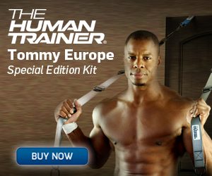 The Human Trainer Tommy Europe Kit