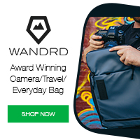 Wandrd Travel + Camera Pack