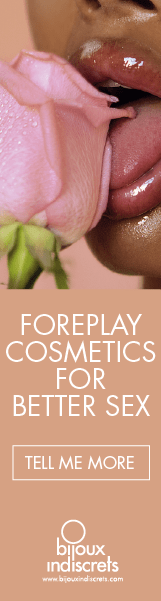 Cosmetics for better sex