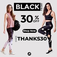 Black Friday Activewear