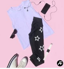 Outfit Grid Activewear