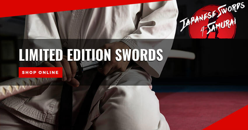 Limited Edition Swords