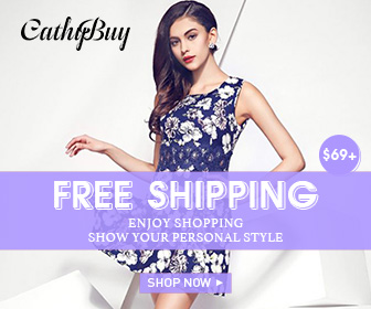 Cathybuy.com Free Shipping