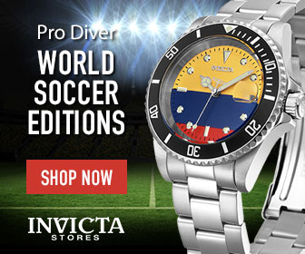 Soccer Edition Watches