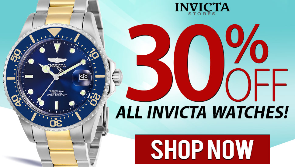 Invicta Best Sellers