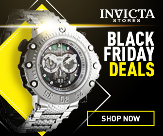 BlackFriday Invicta