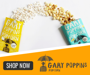 Buttery Caramel, Creamy Cheddar, and Salty, Sweet Kettle Corn