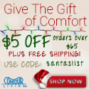 Save $5 plus Get Free Shipping at ContourLiving.com