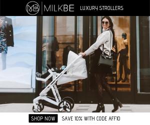 Self Stopping Milkbe Stroller