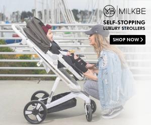 Smart Self Stopping Milkbe Stroller