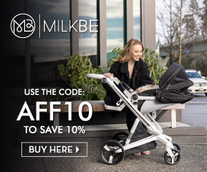Luxury Milkbe Stroller