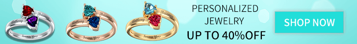 Shop beautiful personalized jewelry at SoloMioJewelry.com
