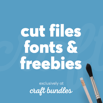 The Best SVG & DXF Cut Files For Crafters at CraftBundles.com