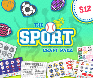 The Sport Craft Bundle by CraftBundles.com