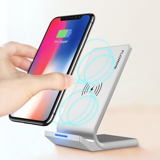 QI Wireless Charging Station