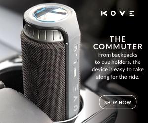 Kove Bluetooth Speaker