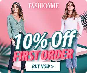 Fashionme.com First Order 10% OFF Buy now!