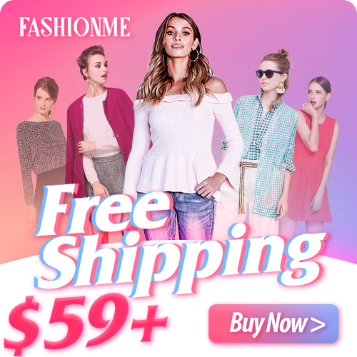 Fashionme.com Free Shipping $59+ Shop now!