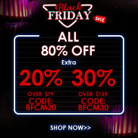 Fashionme.com Black Friday All 80% off  extra 20% over $79 with code BFCM20,30% over $139 with code BFCM30