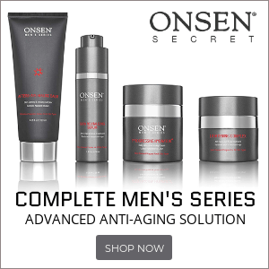 Complete Men's Series Advanced Anti-Aging Solution