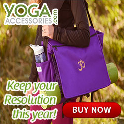 Keep your resolutions this year with YogaAccessories.com!