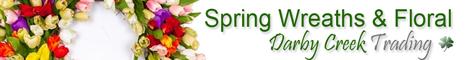 Spring Silk Wraeths