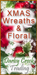 Christmas Wreaths - Darby Creek Trading