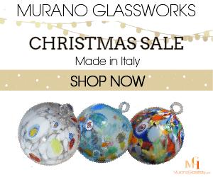 MuranoGlassItaly Christmas Sale