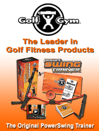 GolfGym,GolfGym PowerSwing Trainer,Golf,Golf Swing,Golf Fitness,Golf Fitness Products